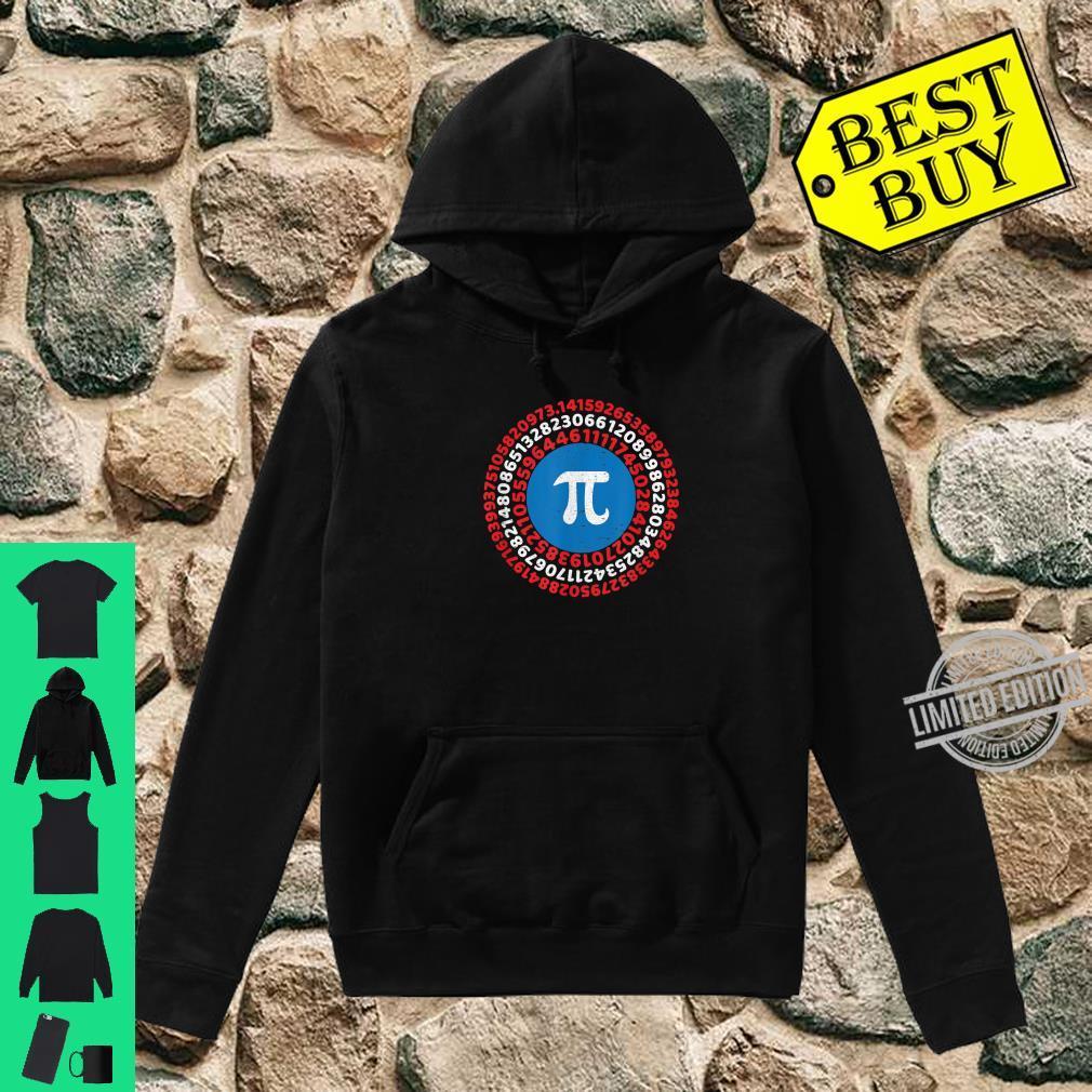 Captain Pi Superhero Pi Day 2020 Science Math Humor Shirt hoodie