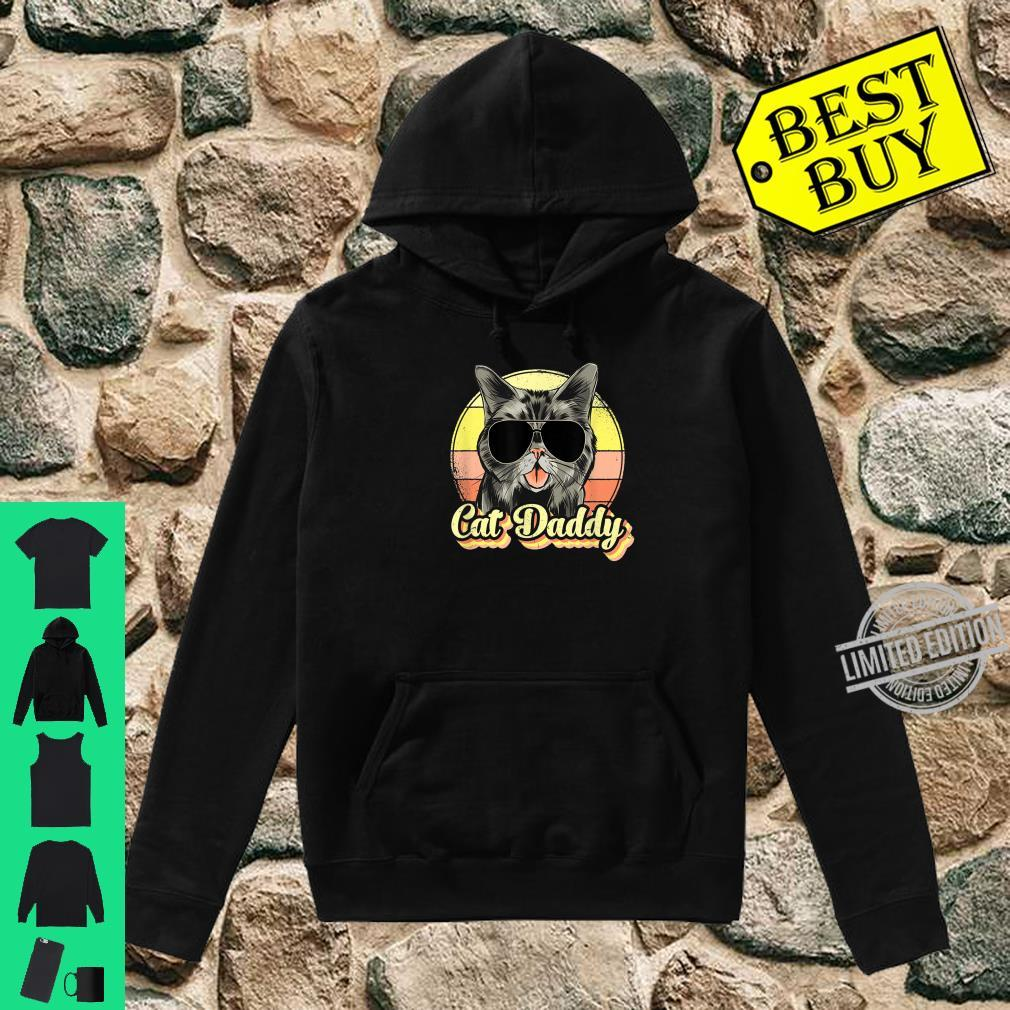 Cat Daddy, Cat, Best Cat Dad Ever Shirt hoodie