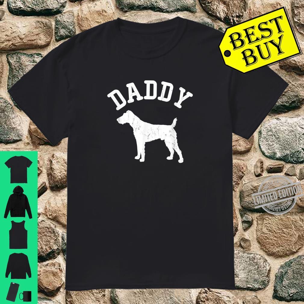 Daddy Jagdterrier vintage ideas for Dad Shirt