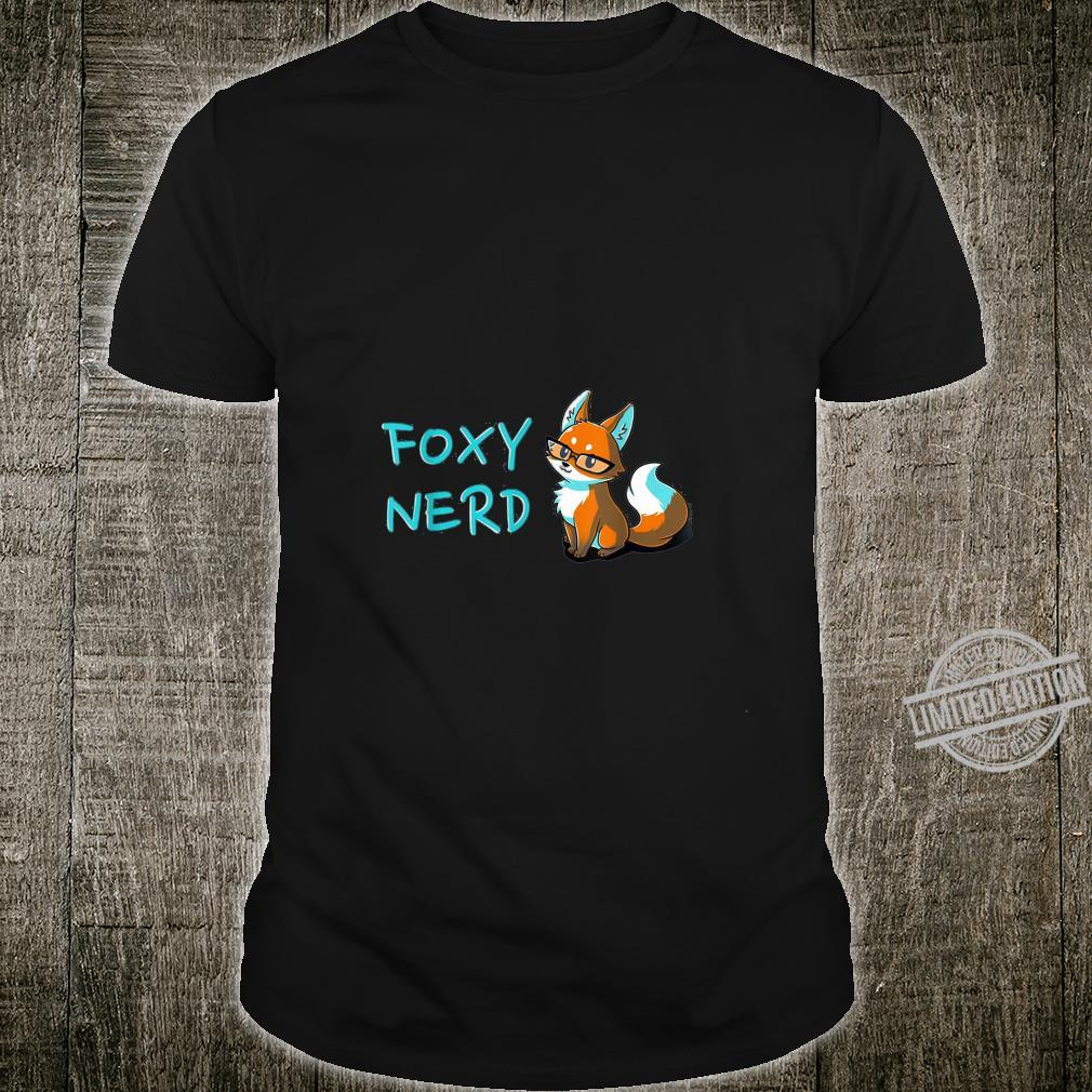 Foxy Nerd Shirt