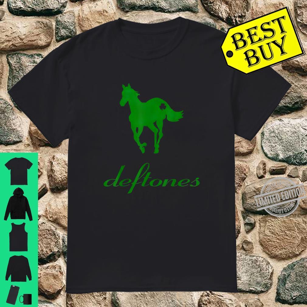 Horse Deftoness St. Patrick Day Shirt