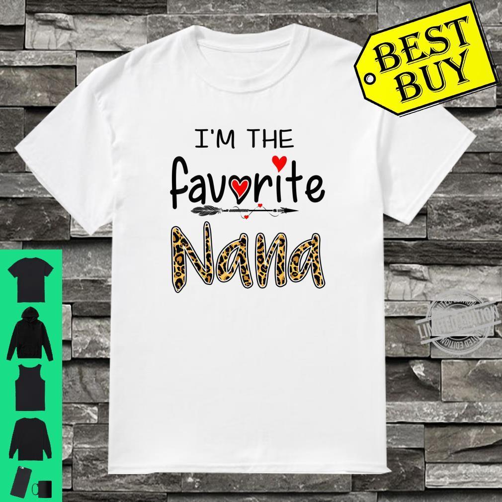 Nana Store Best Mom Since 2007 T Shirt