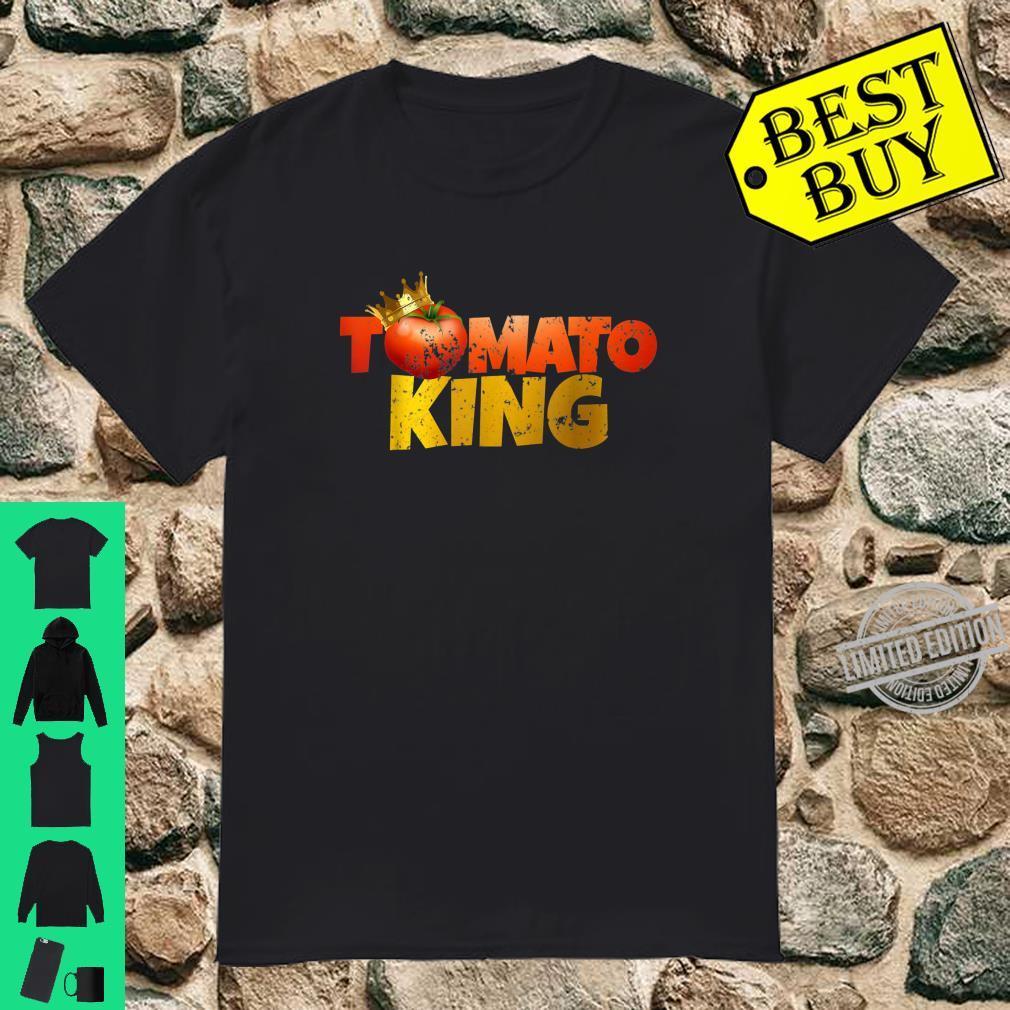 Tomato Tomato King Shirt