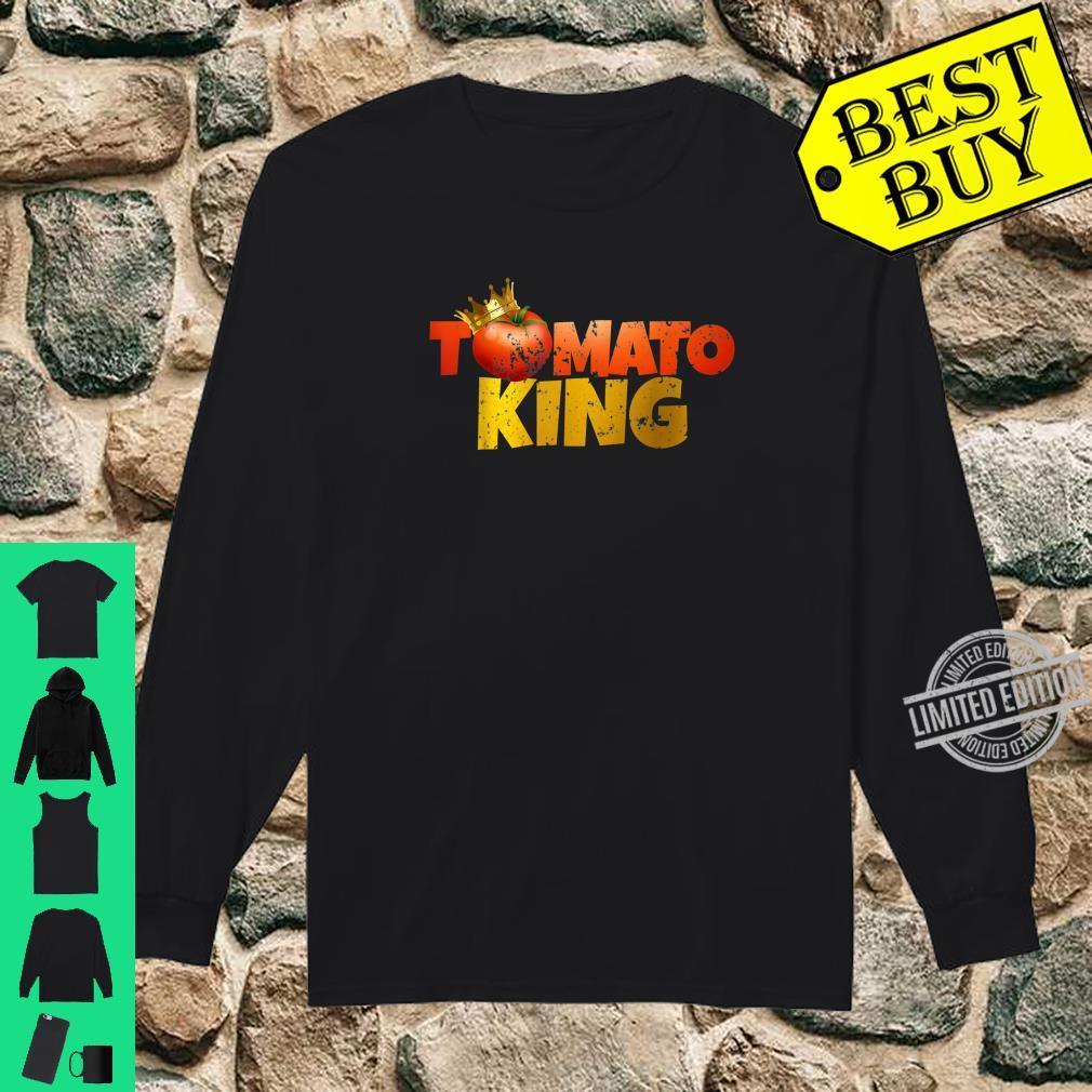 Tomato Tomato King Shirt long sleeved
