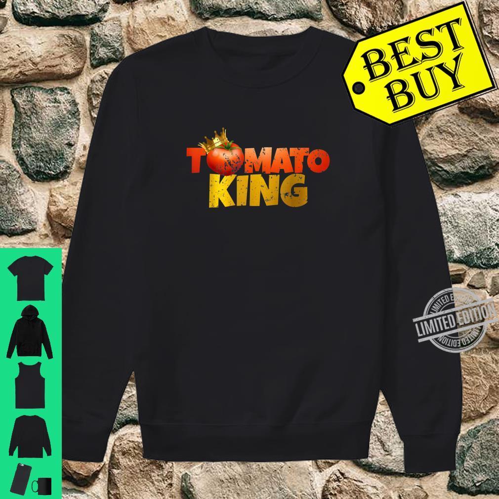Tomato Tomato King Shirt sweater
