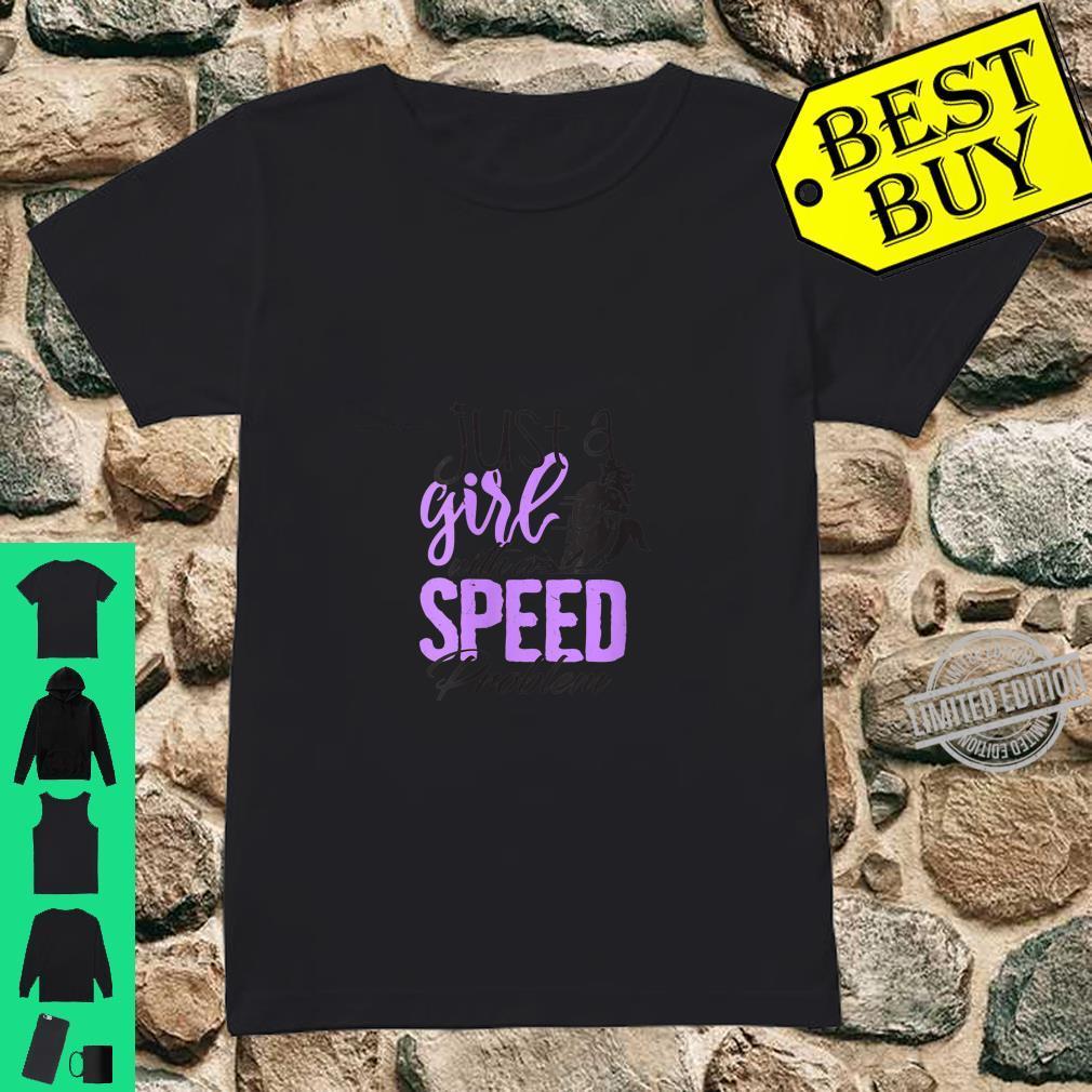 Womens Barrel Racer Horse Girl Shirt Equestrian Riding Shirt ladies tee