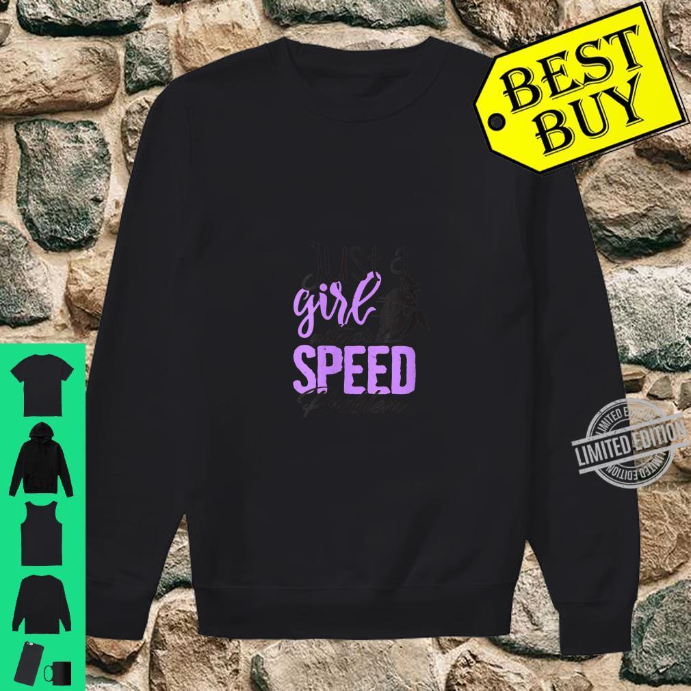 Womens Barrel Racer Horse Girl Shirt Equestrian Riding Shirt sweater